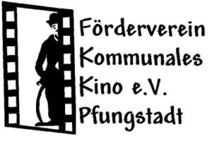 Logo vom Förderverein Kommunales Kino e.V. Pfungstadt